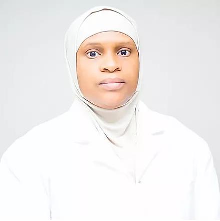 Dr. Zubaida Aliyu