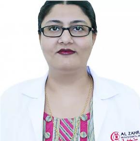 Dr. Amrita Ahluwalla