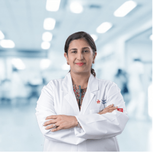 Dr. Amrita Rao