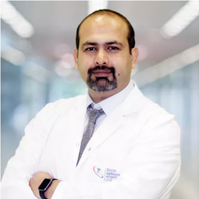 Dr. Haroon Iqbal Khan