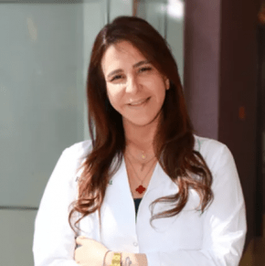 Dr. Pauline Hobeika