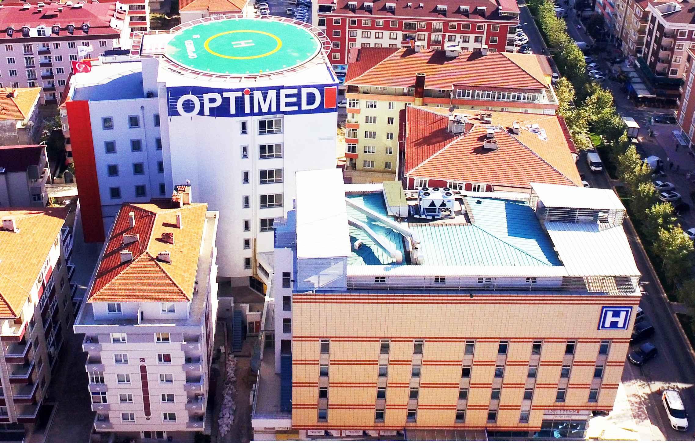 Optimed Hospital Turkey